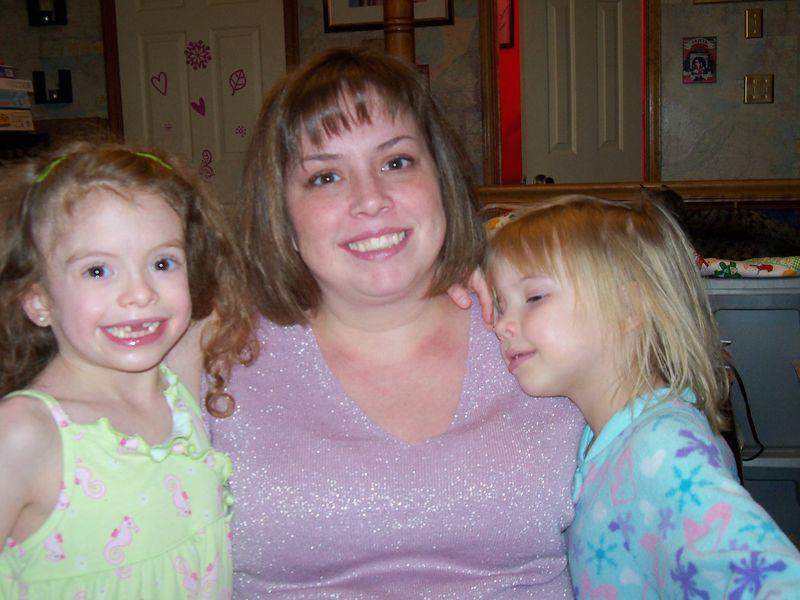 Mel & the kids 018