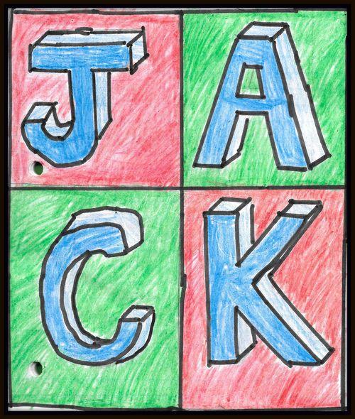 082214 Jack, Artist Robert Indiana