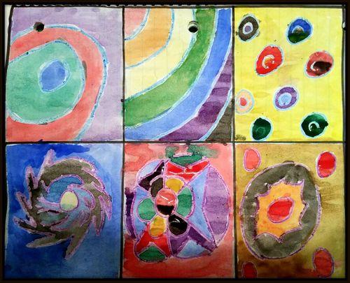 082314 Chloë, Artist Kandinksy