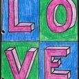 082214 Sophia, Artist Robert Indiana