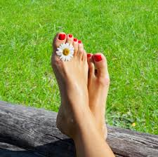 Image result for barefoot