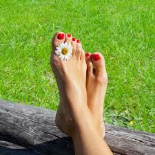 Image result for barefoot
