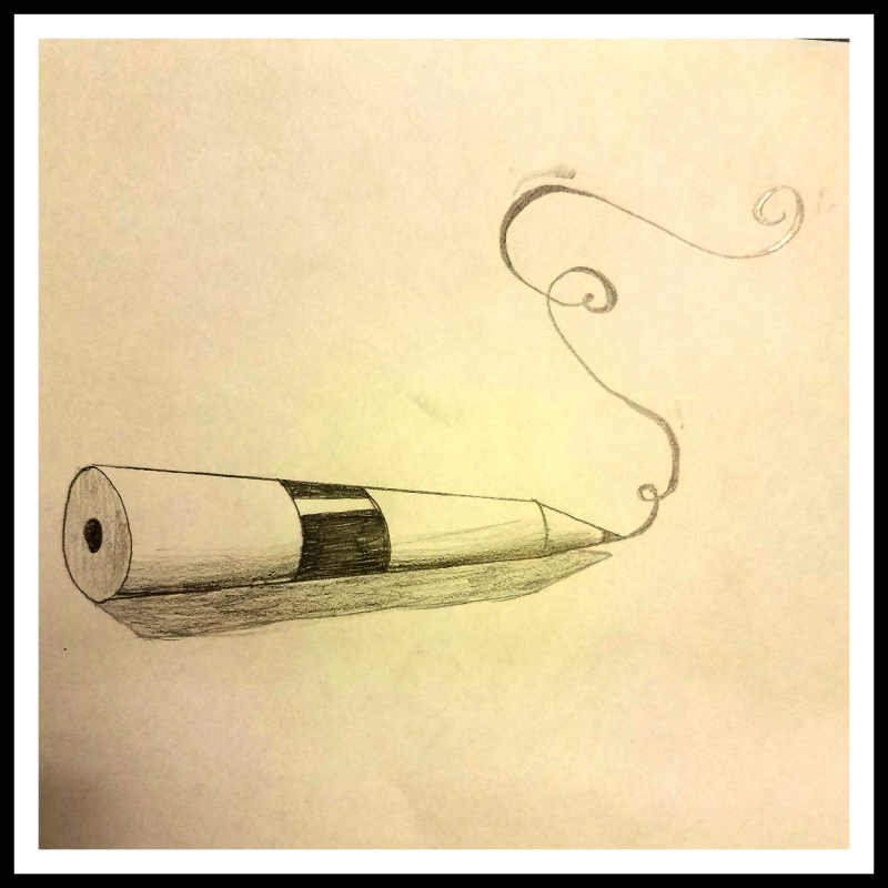 Sophia's Pencil Power