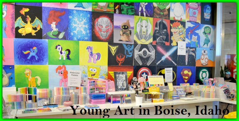 Young Art Lesson 039