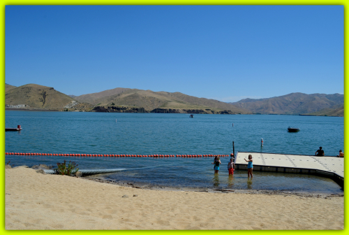 Lucky Peak Beach 001