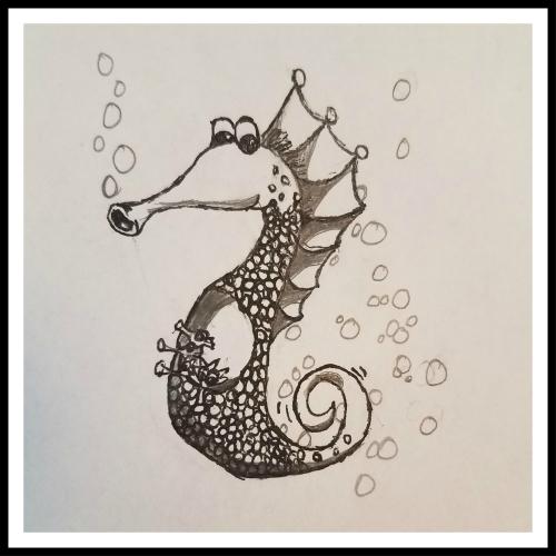 Chloe's Seahorse
