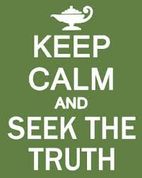 Image result for seek the truth