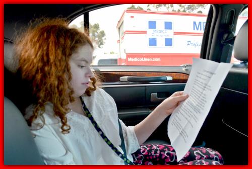 LA Trip with Chloe 001