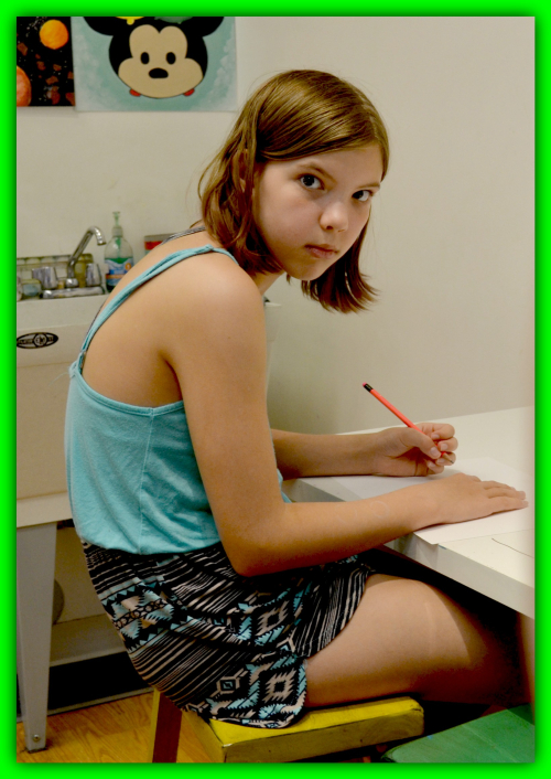 Young Art Lesson 008