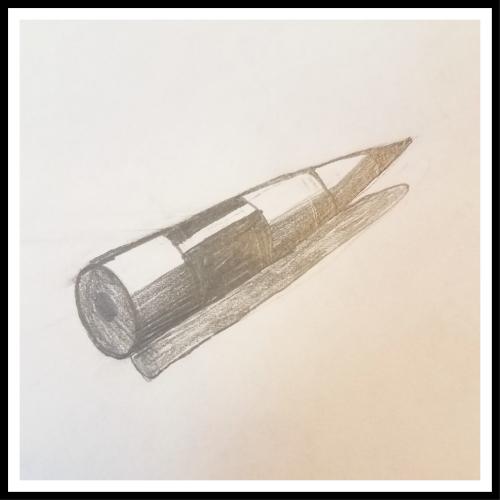 Chloe's Pencil Power