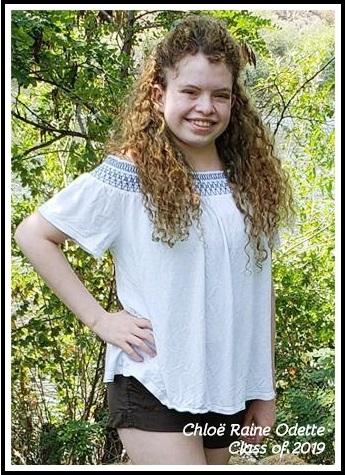 Chloe 12th Grade 1