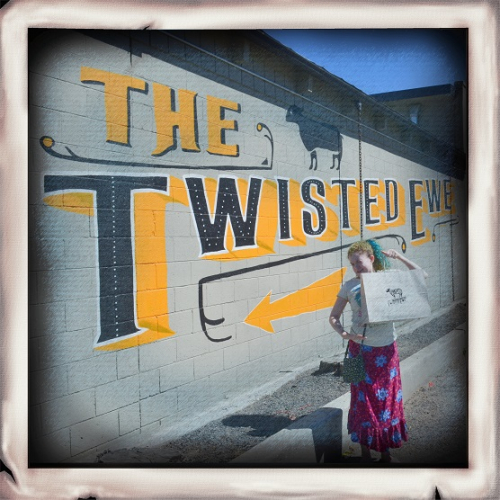 The Twisted Ewe 066