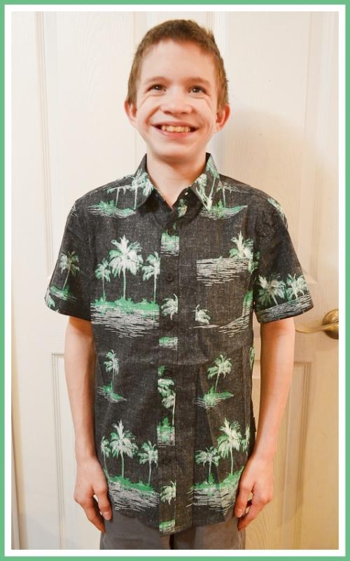 Jack's Always Fashionable Brooklyn Shirt 1