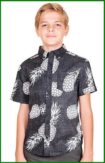 Black Pineapple Shirt