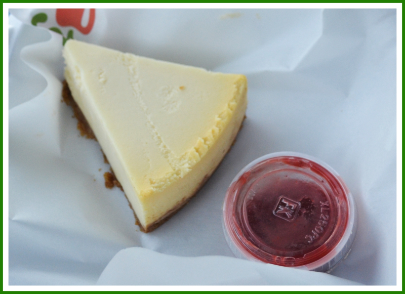 091318 FREE Cheesecake & Drink from Chili's (2)