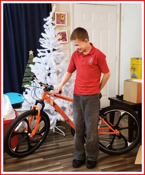 Jack's Bike from Vineyard