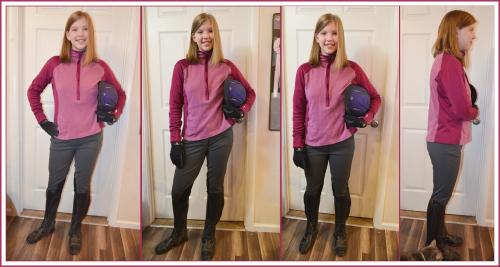01112019 New Breeches Dover and New Helmet Ovation Collage
