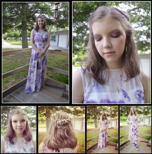 Pride Prom Sophia Collage