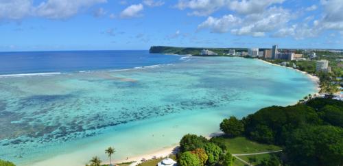 Guam 13ºN