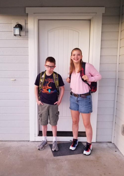 08142019 First Day of School