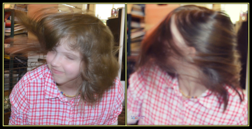 Sophias Hair Collage