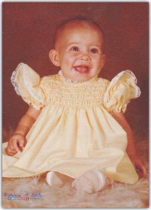 Melanie Ann Baby Pic