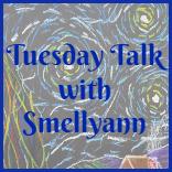 Tuesday Talk w_ Smellyann Logo