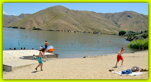 Lucky Peak Beach 009