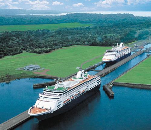 Holland America Panama Canal 9ºN