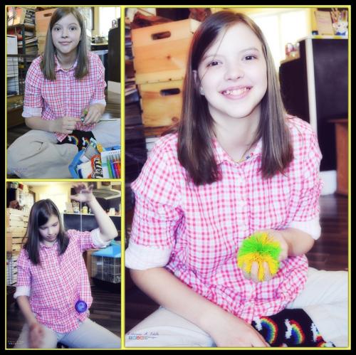 Sophie's Basket Collage