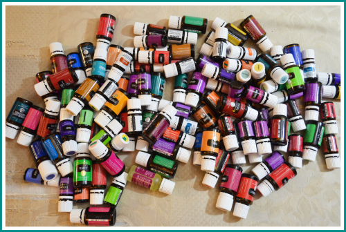 Oils collection