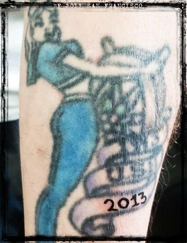 Rob's Tattoo