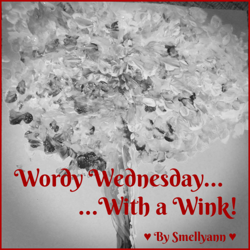 Wordy Wednesday With a Wink
