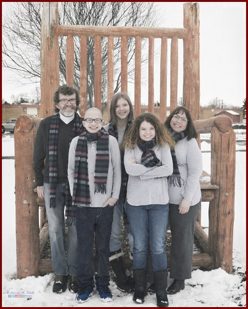 December 2019 Christmas Cards Family Pic 2