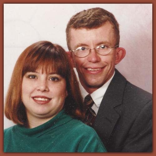 Rob and Mel November 2001