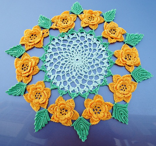 Crochet Doily 1